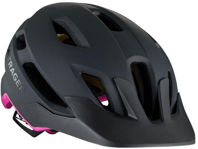 Bontrager Quantum MIPS CE - Casque de vélo Femme - noir